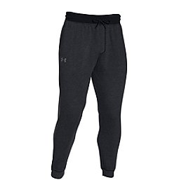 Under Armour® Men's Tri-Blend Fleece Jogger Pants
