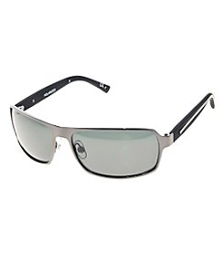 Paradise Collection® Men's Flat Metal Navigator Sunglasses