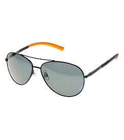 Paradise Collection® Men's Polarized Aviator Sunglasses