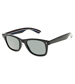 Paradise Collection® Men's Flat Lens Wayfarer Sunglasses