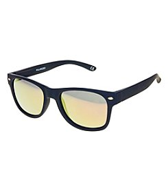 Paradise Collection® Men's Polarized Retro Square Sunglasses