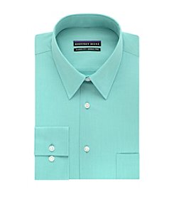Geoffrey Beene® Men's Long Sleeve Solid Spread Collar Dress Shirt