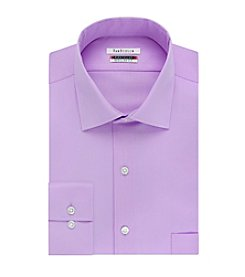 Van Heusen® Men's Solid Spread Collar Dress Shirt