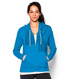 Under Armour® French Terry Full Zip Hoodie
