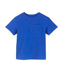 Mix & Match Boys' 2T-7 Short Sleeve Slub Tee