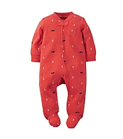 Carter's® Baby Boys' Anchor And Whale Printed Footie