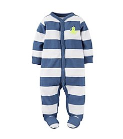 Carter's® Baby Boys' Pirate Octopus Striped Footie