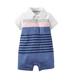 Carter's® Baby Boys' Striped Romper