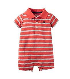 Carter's® Baby Boys' Striped Romper