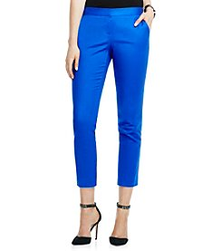 Vince Camuto® Zip Front Ankle Pants