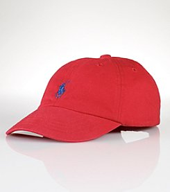 Ralph Lauren Childrenswear Baby Boys Sport Cap