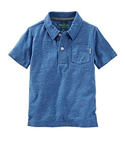 OshKosh B'Gosh® Boys' 2T-7 Short Sleeve Polo
