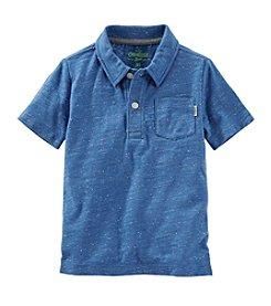 OshKosh B'Gosh® Boys' 2T-7 Short Sleeve Polo
