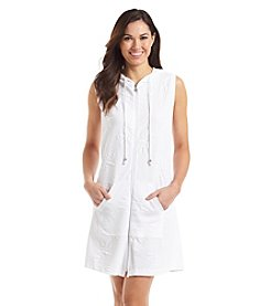 Dotti Paradise Palm Tunic Cover-Up