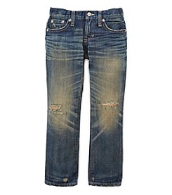 Ralph Lauren Childrenswear Boys' 8-20 Denim Skinny Jeans