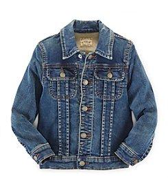 Polo Ralph Lauren® Girls' 2T-16 Denim Trucker Jacket