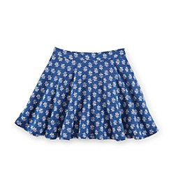 Ralph Lauren Childrenswear Girls' 2T-16 Floral Skirt