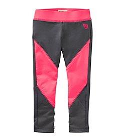 OshKosh B'Gosh® Girls' 2T-6X Colorblock Leggings