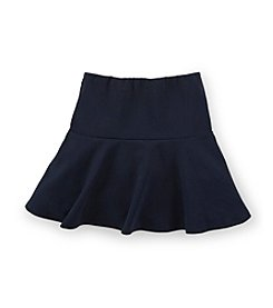 Ralph Lauren Childrenswear Girls' 2T-16 Fit And Flare Ponte Skirt