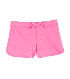 Mix & Match Girls' 2T-6X Solid Shorts