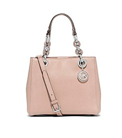 MICHAEL Michael Kors® Cynthia Small Leather Satchel