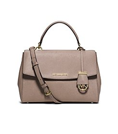 MICHAEL Michael Kors® Ava Medium Saffiano Leather Satchel