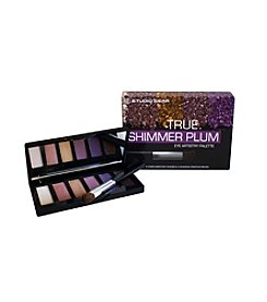 Studio Gear® True Shimmer Plum Eye Artistry Palette