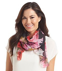 Collection 18 Flower Frenzy Scarf