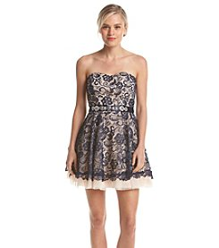 Bee Darlin' Lace Party Dress