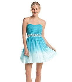 Bee Darlin' Ombre Party Dress