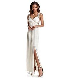 Trixxi® Jeweled Criss Cross Dress