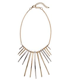 Natasha Tri-Tone Necklace