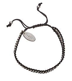 Natasha Silvertone Bracelet