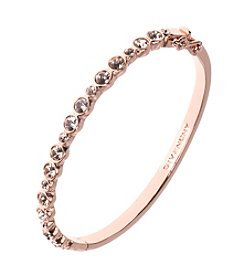 Givenchy® Rose Goldtone Bangle Bracelet