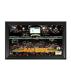 NBA® Boston Celtics Signature Court by Highland Mint