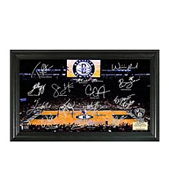 NBA® Brooklyn Nets Signature Court by Highland Mint