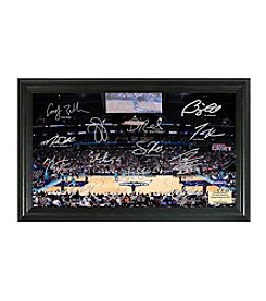 NBA® Charlotte Hornets Signature Court by Highland Mint