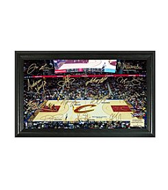 NBA® Cleveland Cavaliers Signature Court by Highland Mint