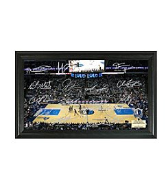 NBA® Dallas Mavericks Signature Court by Highland Mint