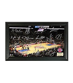 NBA® Detroit Pistons Signature Court by Highland Mint