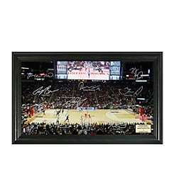 NBA® Houston Rockets Signature Court by Highland Mint
