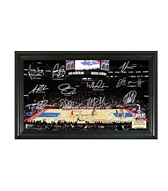 NBA® Los Angeles Clippers Signature Court by Highland Mint
