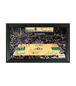 NBA® Utah Jazz Signature Court by Highland Mint