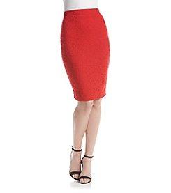 Sequin Hearts® Knit Skirt