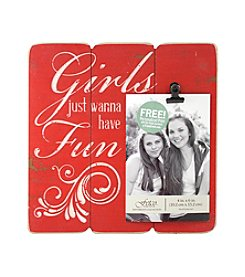Fetco® Photo Clip Frame With Sentiment