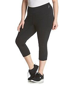 Exertek® Plus Size Fit Run Crop Pants