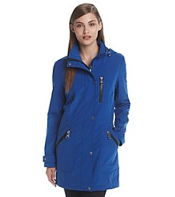 Calvin Klein Three-Quarter Hooded Anorak