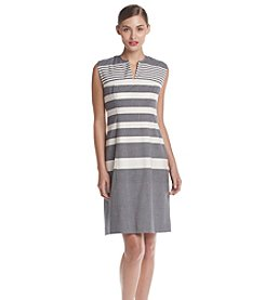 Tommy Hilfiger® Striped Shift Dress