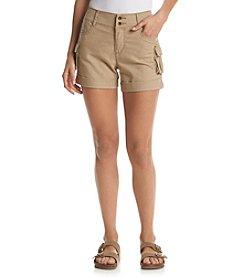 Ruff Hewn Petites' Roll Shorts
