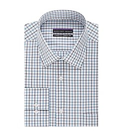 Geoffrey Beene® Men's Regular Fit Spread Collar Dress Shirt